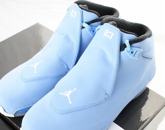 Air Jordan XVIII: Pantone Sample