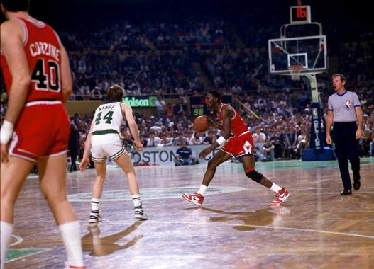 April 20th, 1986: Michael Jordan Drops 63 Points On The Celtics