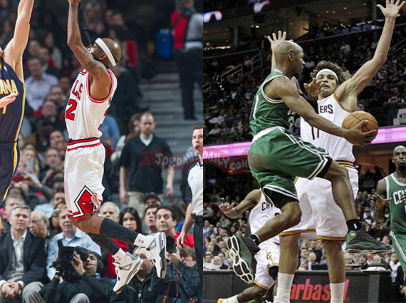 The Best Jordans Of The 2011 2012 NBA Season