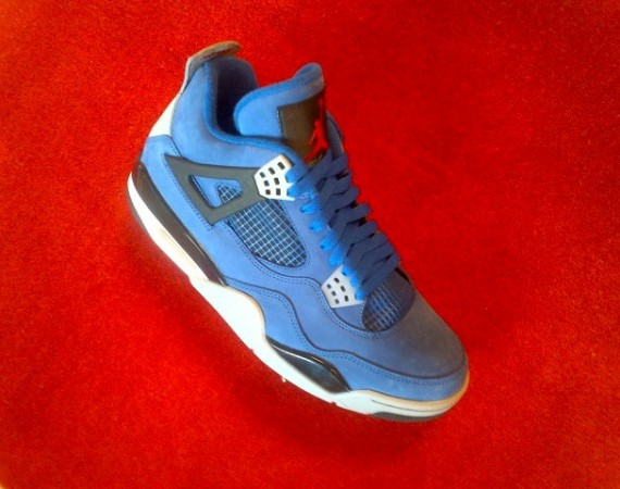 Eminem x Air Jordan IV: Unreleased Sample