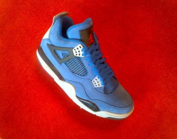 Eminem x Air Jordan IV: Unreleased Sample