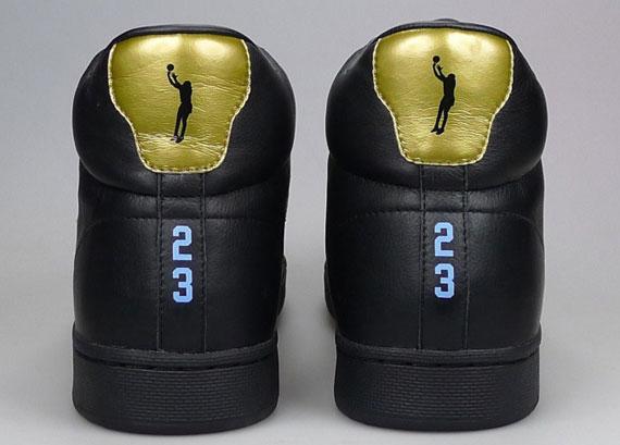 Jordan x Converse Pro Leather   Black Sample