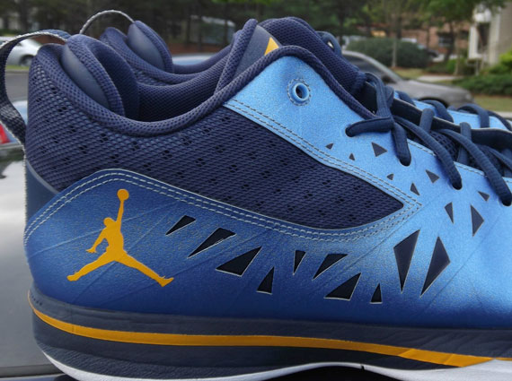 Jordan CP3.V: Marquette PE