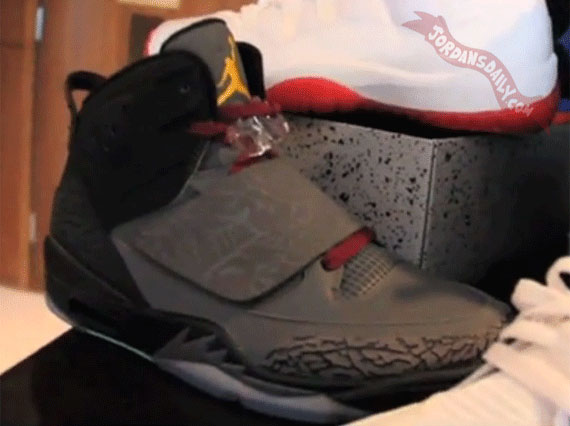 Jordan Son of Mars: Bordeaux   Release Date
