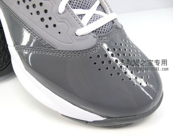 Jordan Wade DReign: Cool Grey