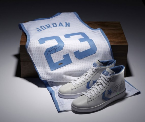 Jordan x Converse Commemorative Pack