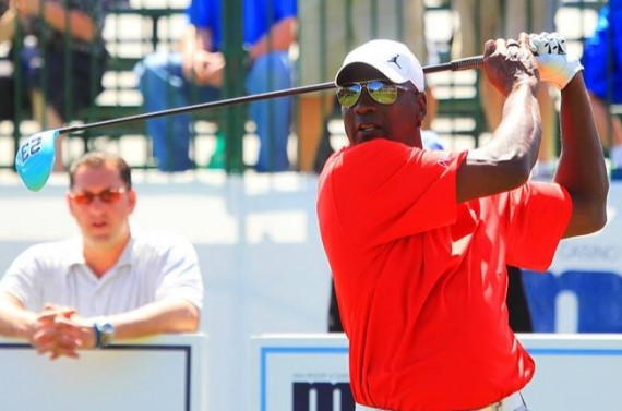 Michael Jordan Motivates US Ryder Cup Team