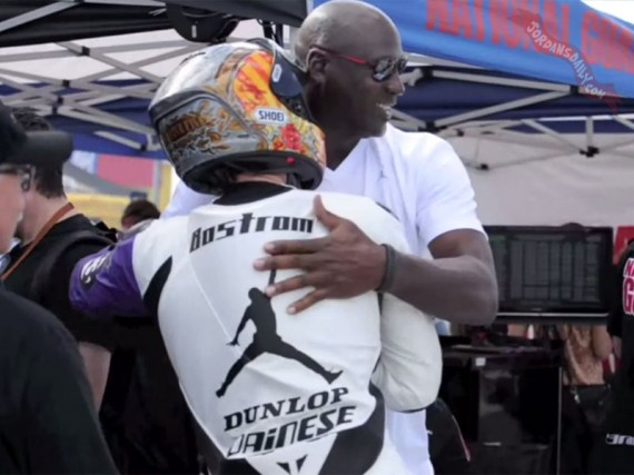 Michael Jordan Motorsports: Behind The Scenes @ Daytona 2012