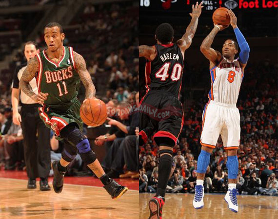 NBA Jordans On Court: April 13th   15th