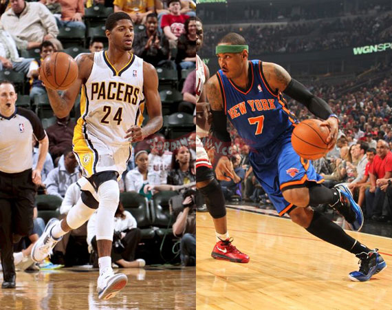 NBA Jordans On Court: April 9th   10th