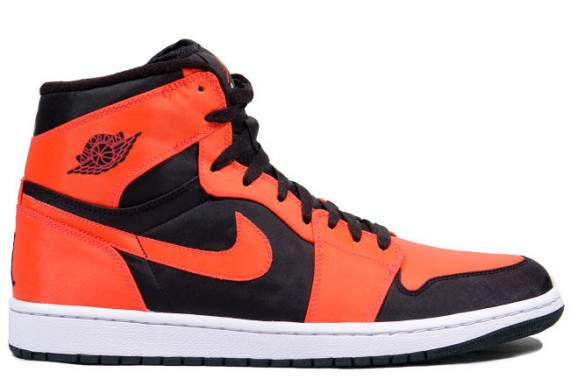 The Daily Jordan: Air Jordan 1   Black   Max Orange   2009
