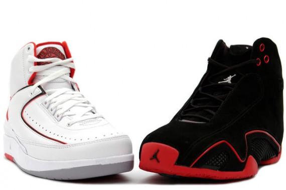 The Daily Jordan: Air Jordan II/XXI Countdown Pack   2008