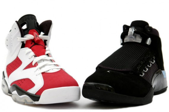 The Daily Jordan: Air Jordan VI/XVII Countdown Pack   2008