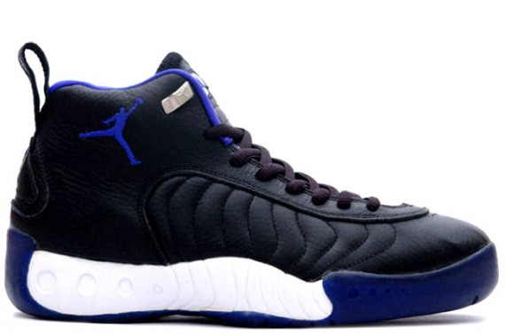 The Daily Jordan: Jordan Jumpman Pro   Black   Varsity Royal   1997