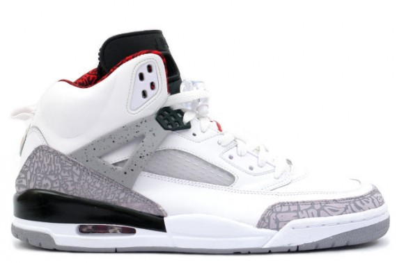 The Daily Jordan: Jordan Spizike Cement   2007
