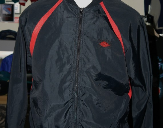 Vintage Gear: Air Jordan 1 Flight Wings Jacket