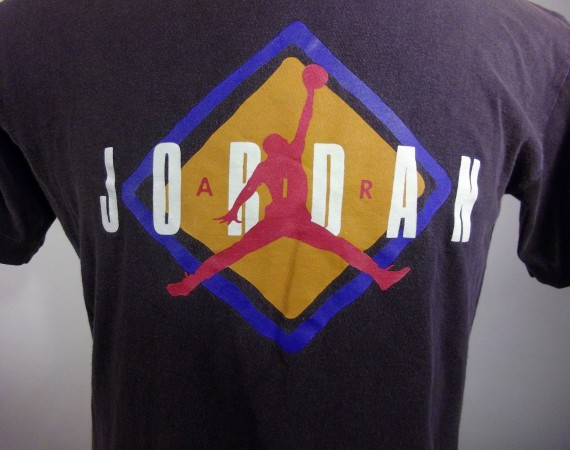 Vintage Gear: Air Jordan Diamond Jumpman T Shirt