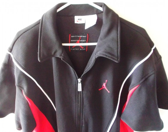 Vintage Gear: Air Jordan Warm Up Jacket
