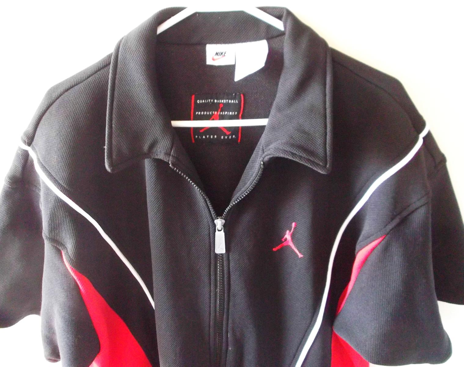 Vintage Gear: Air Jordan Warm Up Jacket