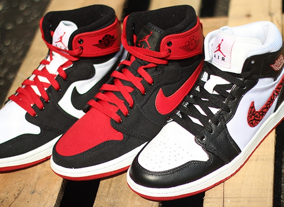Air Jordan 1: June 2012 Collection