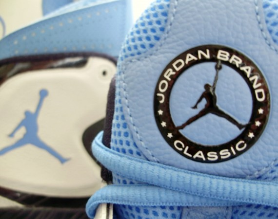 Air Jordan 2012: Jordan Brand Classic Sample