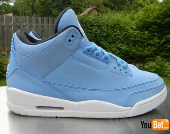 Air Jordan III: Pantone Sample