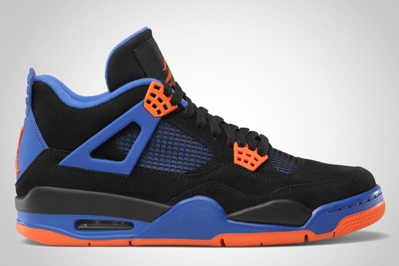 Air Jordan IV: Cavs   Official Images