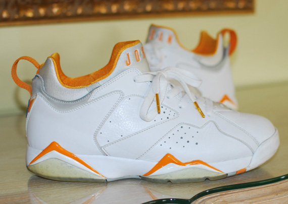 Air Jordan VII Low Sample