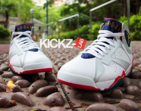 Air Jordan VII: Upcoming Olympic Releases