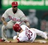 David Freese, Jimmy Rollins
