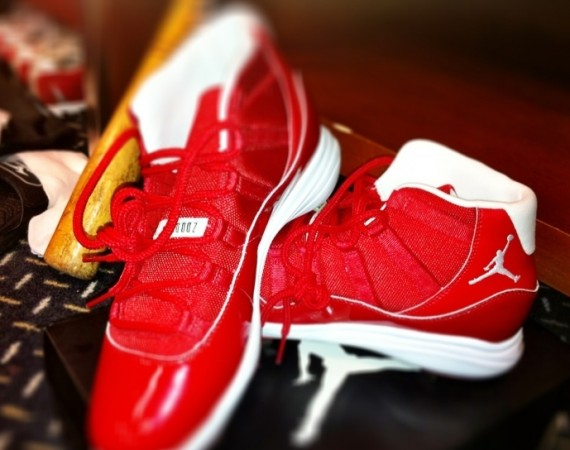 Air Jordan XI: Jimmy Rollins PE