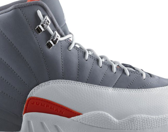 Air Jordan XII Cool Grey: Releasing Thursday On Nikestore