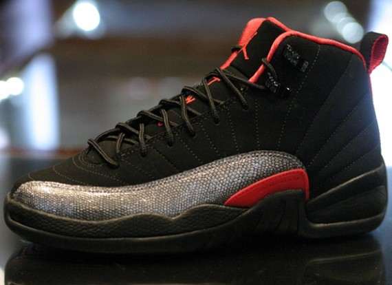 Air Jordan XII GS: Siren Red   Release Date