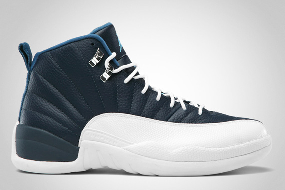 Air Jordan XII Obsidian: Official Images