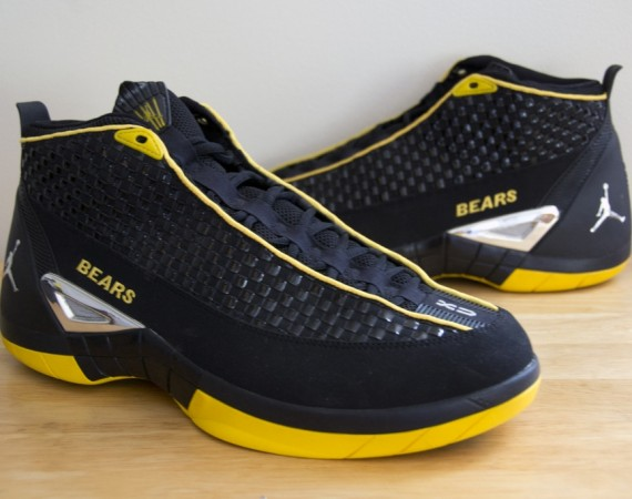 Air Jordan XV SE: Cal Bears PE