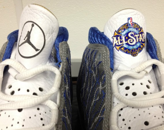 Air Jordan XX3: 2008 NBA All Star Game Ray Allen PE