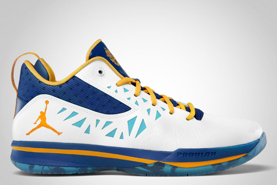 Jordan CP3.V: Year Of The Dragon   Release Date