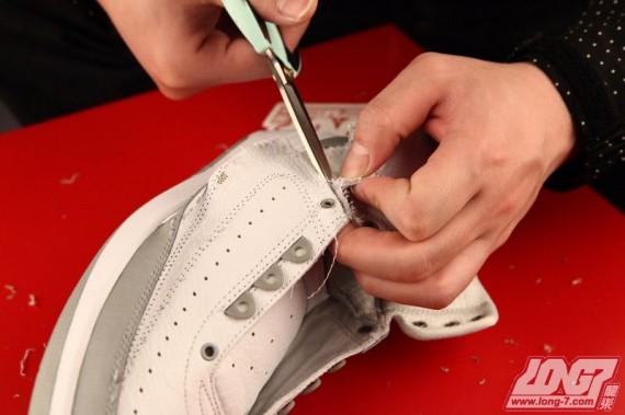 Dissecting the Air Jordan II