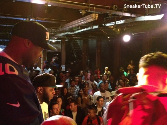 Frshr Than Your Avrge Sneaker Battle: Event Recap