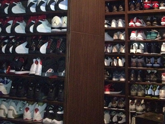 J.R. Smiths Air Jordan Collection