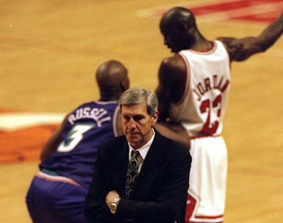 Jerry Sloan to Interview for Bobcats Coaching Position