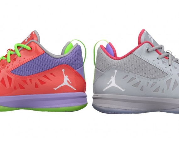 Jordan CP3.V: 'Jekyll & Hyde'   Available @ Nikestore