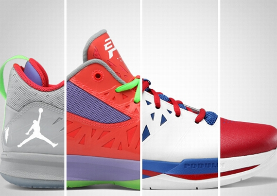 Jordan CP3.V: Jekyll & Hyde + Playoffs | Release Reminder