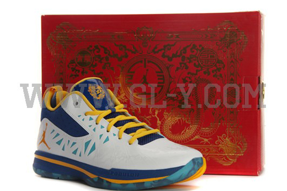 Jordan CP3.V: Year Of The Dragon