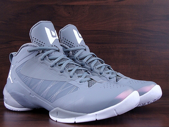 Jordan Wade 2 Grey White Shoes