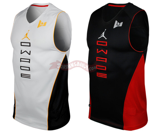 Jordan Fly Wade DWADE Sleeveless Shirts