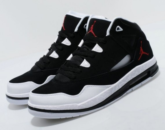 Jordan Jumpman H Series II: Black   Varsity Red   White