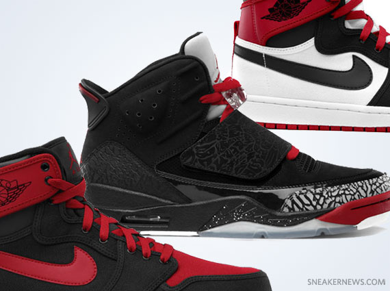 Air Jordan 1 KO and Jordan Son of Mars Releases Delayed @ NikeStore