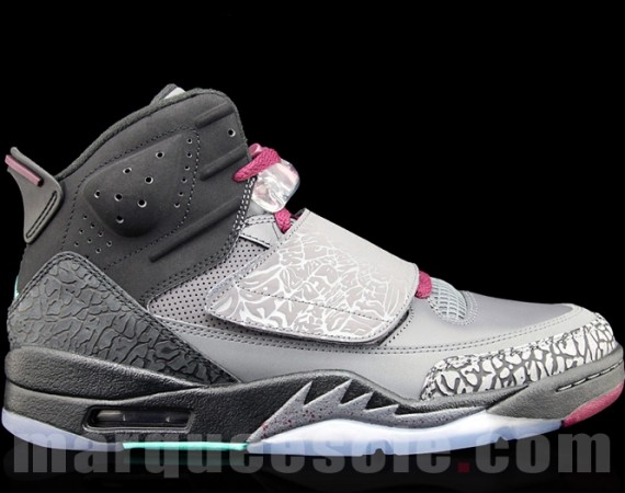 Jordan Son of Mars: Bordeaux   New Images