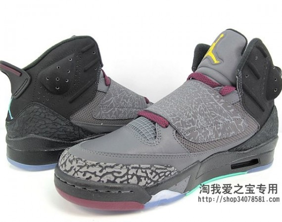 Jordan Son of Mars: Bordeaux   New Photos